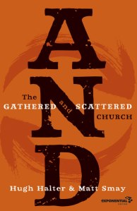 AND_The Gathered and Scattered Church_Cover