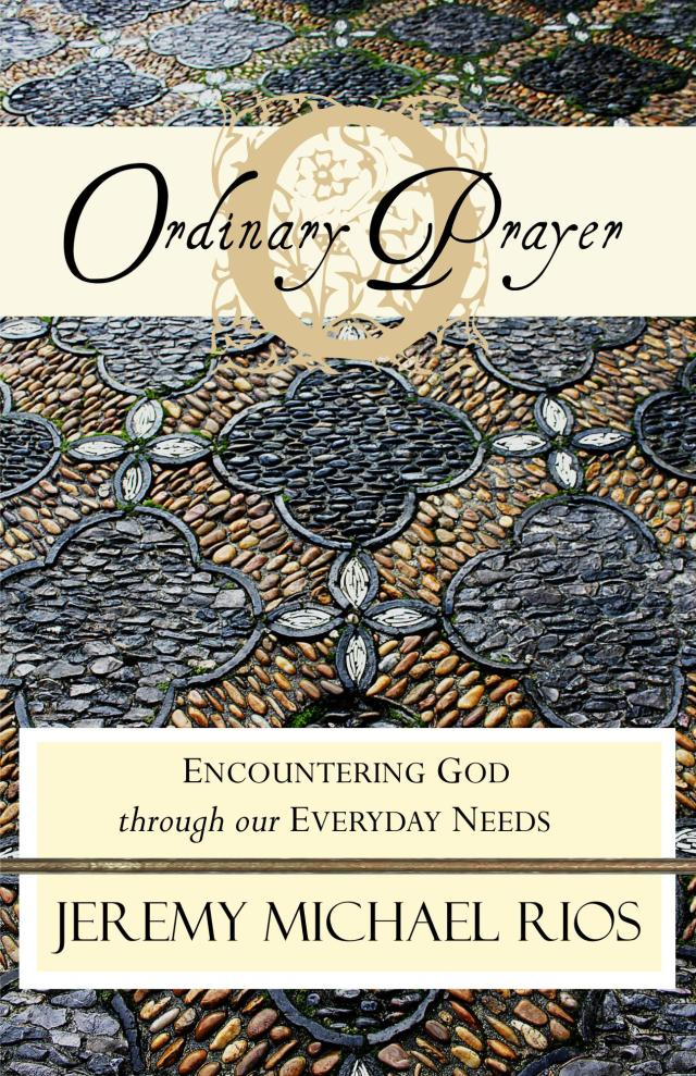 Ordinary Prayer Cover