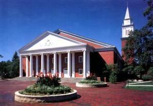 Edman Chapel