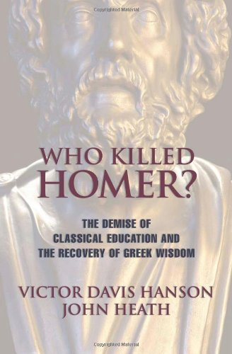 A great book on the decline and destruction of classical education.