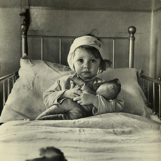Hospital Bed Child