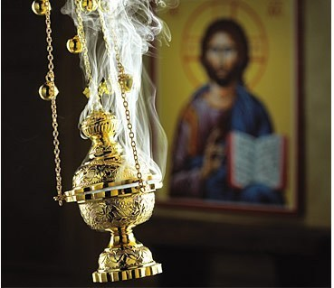 Censer and Incense