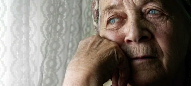 Elderly Woman Looking Off_Vedanism.com_