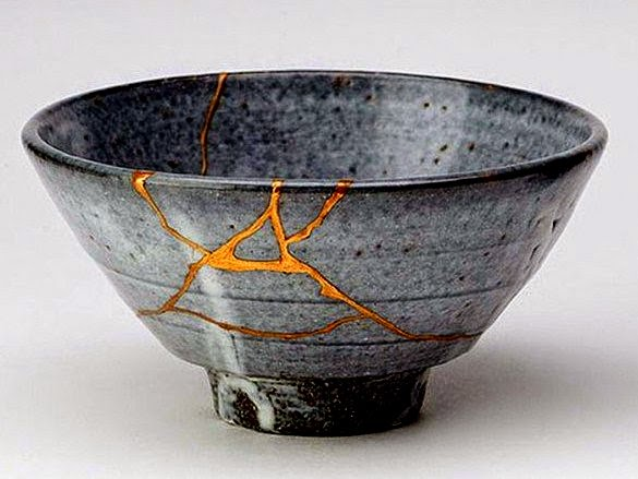 Kintsugi_Japanese Pottery