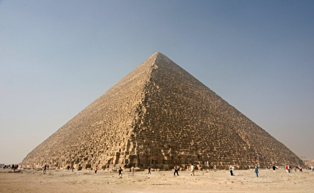 Pyramid_Kheops