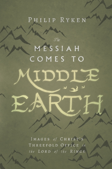 Messiah Comes to Middle Earth_Cover