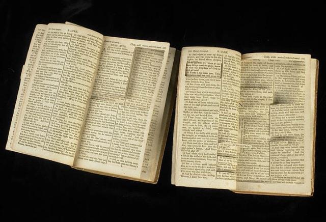 Jefferson Bible sources