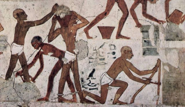 Slaves in Egypt