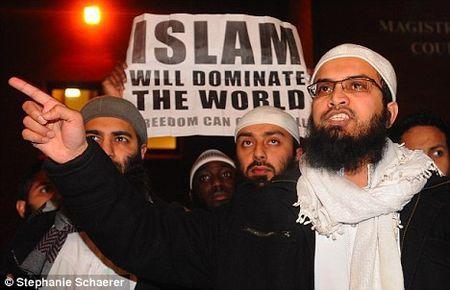 Islamic Agressors