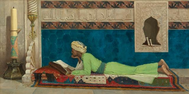 Orientalism_Reading