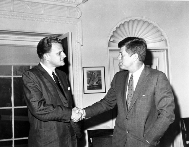 Billy-Graham-and-John-F-Kennedy