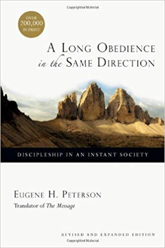 Peterson_Long Obedience