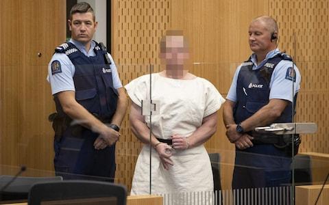 Christchurch Murderer