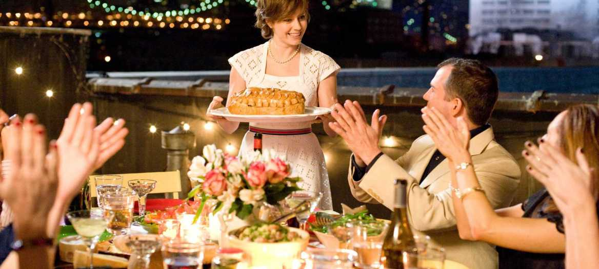 "Amy Adams as ""Julie Powell"" in Columbia Pictures' Julie & Julia."