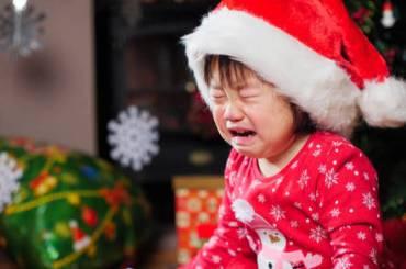 Christmas a mess