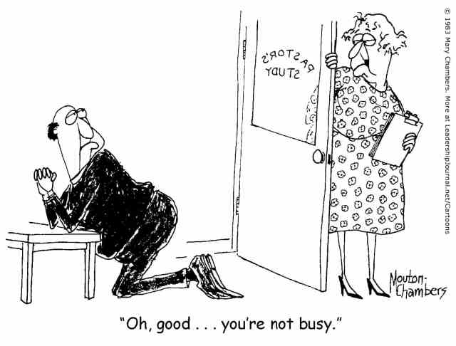 Comic_You're not busy