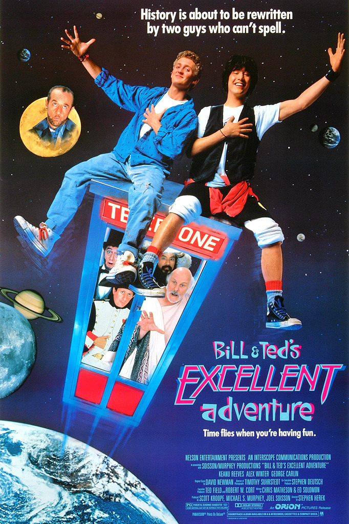 12_Bill and Ted's Excellent Adventure
