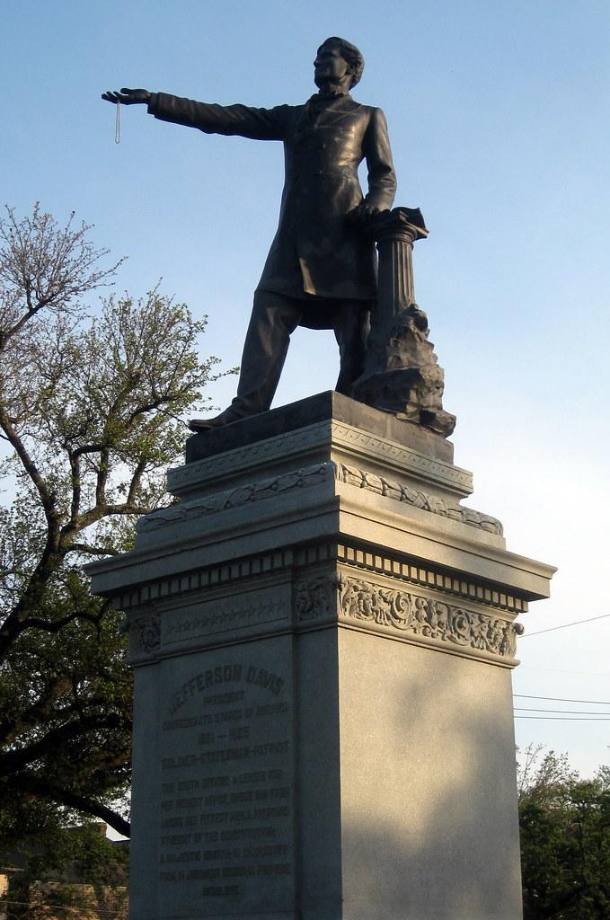 Jefferson Davis Monument